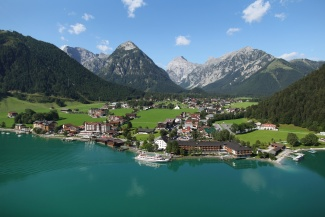 Sommerurlaub in Pertisau am Achensee