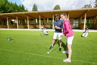 Technik Golfkurs mit Golfpro Tom Fankhauser in Pertisau am Achensee