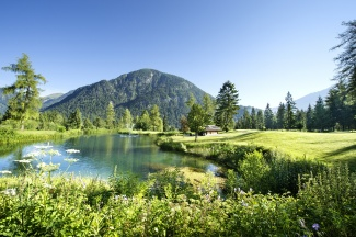 Golfclub Achensee in Pertisau in Tirol