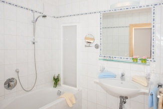 Badezimmer in Appartement Top 7